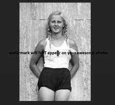 Young German Girl Photo League of German Girls Youth Party World War Ii Ww2