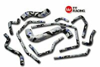 FOR SUBARU IMPREZA WRX/STI GDA/GDB EJ207 02-07 SILICONE RADIATOR HOSE KIT - NEW