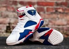 "NIKE AIR JORDAN 7 RETRO ""USA"" #1  (304775 123) SZ: US Men's 10.5"