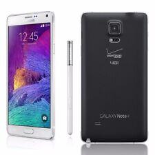 Samsung Galaxy Note 4 SM-N910V - 32 GB - Black (GSM Unlocked) Smartphone
