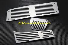 For 07~13 BMW 3 Series Automatic AT Aluminum Pedal Set E90 E92 328i 335i xDrive