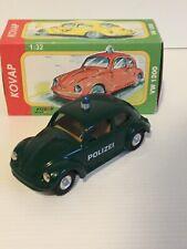 KOVAP VW 1200 SEDAN TIN PLATE MADE IN CZECH REPUBLIC
