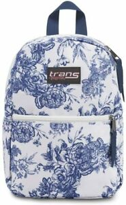 """Trans by JanSport 12.5"""" Meadow Print Backpack Mini Pack"""
