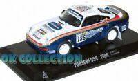 1:43 Dakar PORSCHE 959 (1986)  Rara con sponsor Rothmans - R.Metge - D.Lemoyne