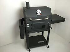 BBQ's-R-US smoker/charcoal BBQ. Grill, roast, smoke