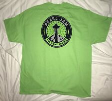 Pearl Jam seattle t shirt 2018 the home shows 3xl space needle logo safeco field