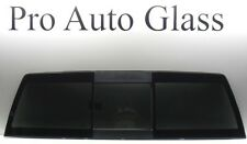 Rear Back Sliding slider Window Glass 2009-2015 Dodge Ram Brand New Tinted OEM
