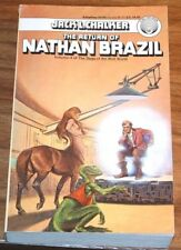 JACK L.CHALKER The Return Of Nathan Brazil *NFINE* SAGA OF THE WELL WORLD vol #4