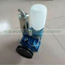 ECO Vacuum Pump For Cow Milking Machine Milker Bucket Tank Barrel 250 L / min