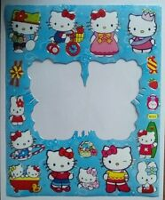 Hello Kitty Sticker Sheet