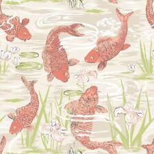 Coral - LAGOON/001 - Lagoon - Compendium - Blendworth Wallpaper