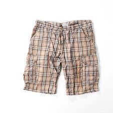 Karierte TOM TAILOR Herren-Shorts & -Bermudas aus Baumwolle