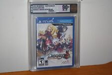 Disgaea 3: Absence of Detention (PS Vita) NEW SEALED MINT GOLD VGA 90+, RARE!