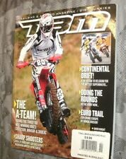 Trailbike and Enduro Magazine November 2008 KTM Gas Gas MX Motocross Enduro UK