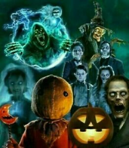 Halloween Decoration Media - Singng - Dancing - Scary
