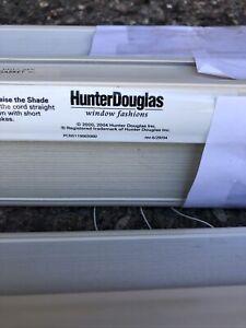HUNTER DOUGLAS DUETTE PLEATED SHADE BEIGE