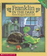 Franklin in the Dark by Paulette Bourgeois {1987, Paperback} Free Shipping