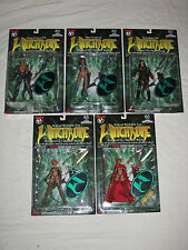 Witchblade set 5 - Kenneth Irons, Nottingham, Sara Pezzini, Medieval 2 variants