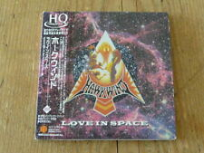 Hawkwind:Love in Space 2 CD Japan Mini-LP HQCD IECP-20185 Live 1995 Mint (Q