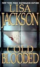 A Bentz/Montoya Novel: Cold Blooded 2 by Lisa Jackson (2002, Paperback)