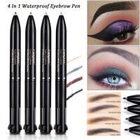 crayon à sourcils maquillage pour les yeux sourcil enhancer de longue durée