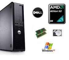 PCs de sobremesa y todo en uno Dell AMD Athlon 64 4GB
