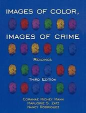 Images of Color, Images of Crime : Readings (2006, Paperback)
