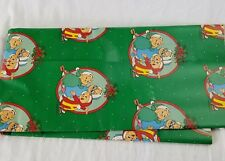 Vintage 1986 Alvin And The Chipmunks Wrapping Paper Birthday Christmas Rare