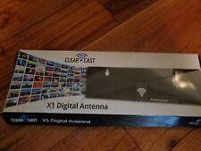 Clear Cast X1 Digital TV Television Antenna Brilliant Built Technologies New
