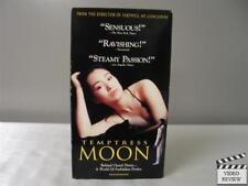 Temptress Moon VHS Leslie Cheung, Gong Li, Kevin Lin; Chen Kaige; CHI w/ ENG SUB