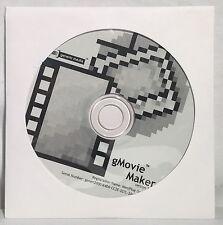 Handspring VISOR gMovie Maker Version 2.0 Generic Media CD-ROM Software