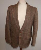 STAFFORD Harris Tweed  Sakko Ca. Gr.25 Business USA JACKE Jacket  hochwertig