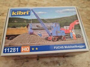 Kibri 11281 H0 FUCHS Bagger