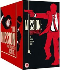 Mission Impossible - Series 1-7 Complete Boxset (DVD)