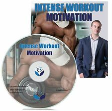INTENSE WORKOUT MOTIVATION HYPNOSIS CD - Mark Bowden Hypnotherapy be intensity