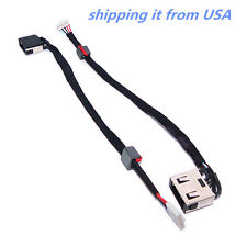 DC POWER JACK HARNESS PLUG IN CABLE LENOVO YOGA Y50 Y50-70 DC30100RB00