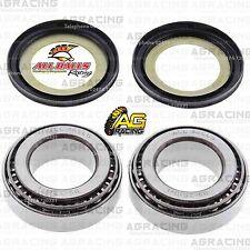 All Balls Steering Headstock Stem Bearing Kit For TM MX 300 2001 Motocross MX