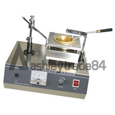 SYD-3536 New Cleveland Open-Cup  Flash Point Tester 220V