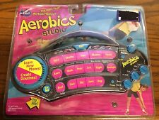 Whirl Aerobics Studio, Kids Workout Machine, Electronic Game, Brand New & Sealed