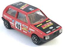 Burago Diecast 1 /43 Fiat Uno Red