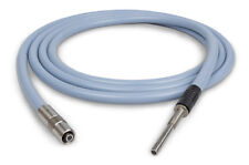 Fiber Optic Cable, Light Guide for Endoscopic Light Sources: 2.5m (8.2ft) Length