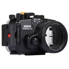 40m Waterproof Underwater Housing for Sony A6000 Camera