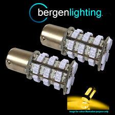 581 Bau15s Py21w Xenon ámbar 48 Smd Led Frontal indicador bombillas fi202402