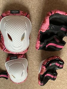 Knee & Elbow Pads - By Micro Scooter - Excellent Condition