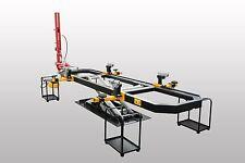 SDMR Germany / QB3000 Auto Body Collision Repair System / Frame Machine / Rack
