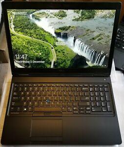 """💫 Dell Precision 3530 💫 i7-8850H 6cores 15.6"""" FHD Touchscreen 16GB 500GB SSD 2"""