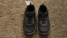 Big Boys' S Sport By Skechers Flexx Performance Athletic Shoes - Black SZ 9