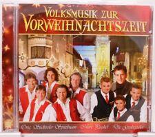 Volksmusik zur Vorweihnachtszeit + CD + Weihnachten + Stimmungsvolles Album +