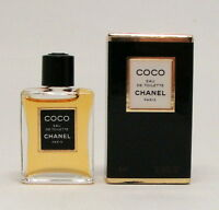 COCO CHANEL EAU DE TOILETTE 4 ML. 0.13 FL.OZ. MINI PERFUME VINTAGE