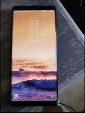 Samsung Galaxy Note8 SM-N950 - 64 GB - Midnight Black (Unlocked) Smartphone